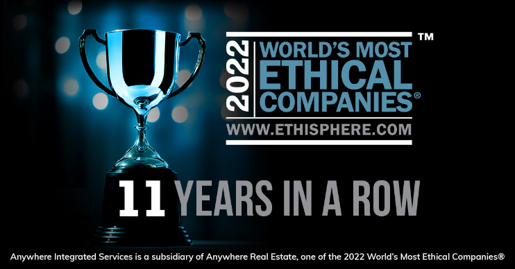 Ethisphere most ethical companies 8 years in a row